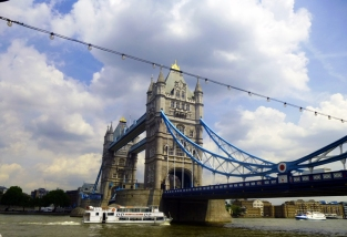 NOT London Bridge.