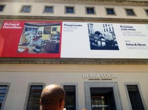 Renia Sofia - comtenporary art museum