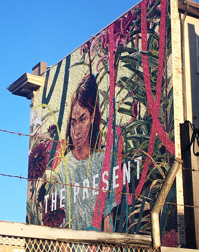 Vancouver Mural Festival 4