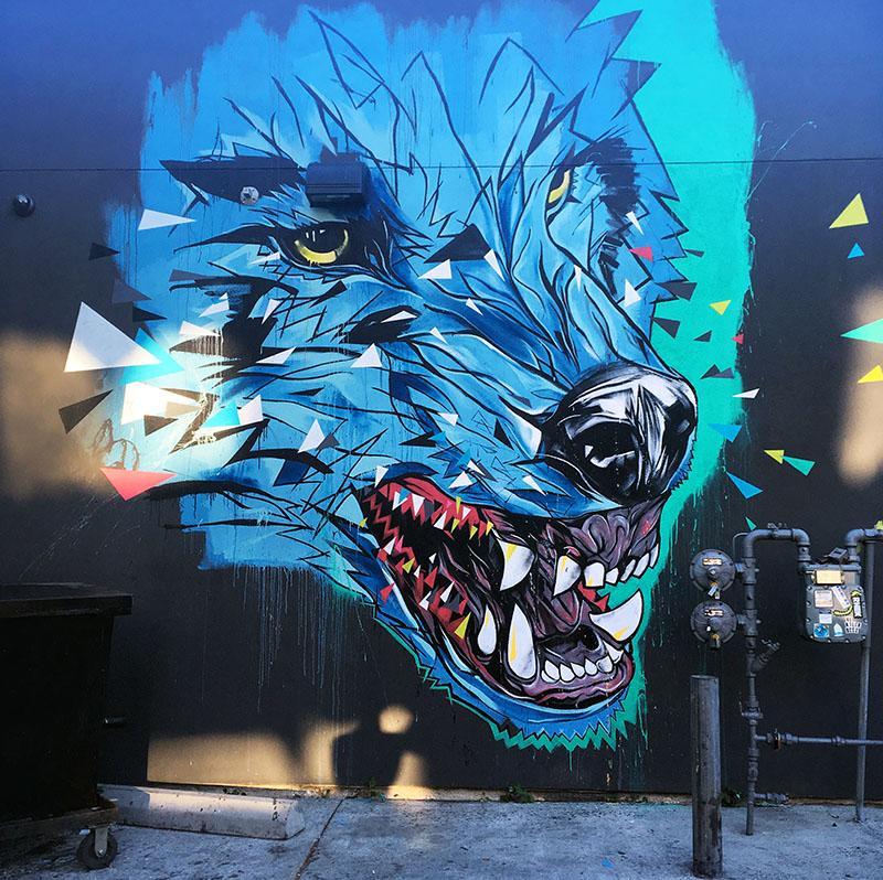 Vancouver Mural Festival 2