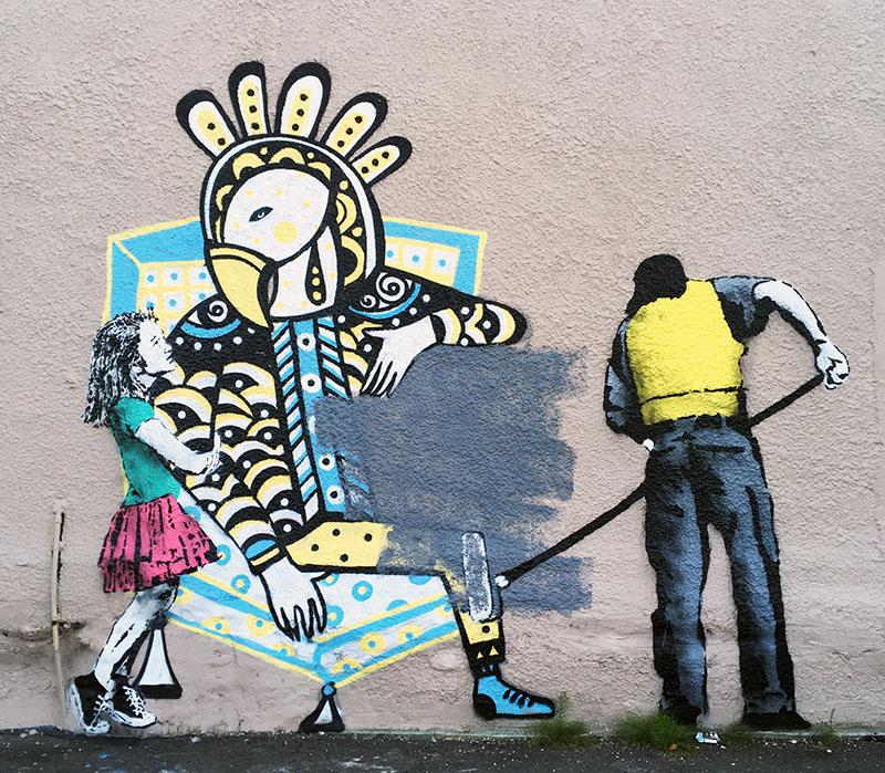 Vancouver Mural Festival 1